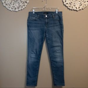 Ann Taylor Relaxed Slim Fit Jean Jeggings 4